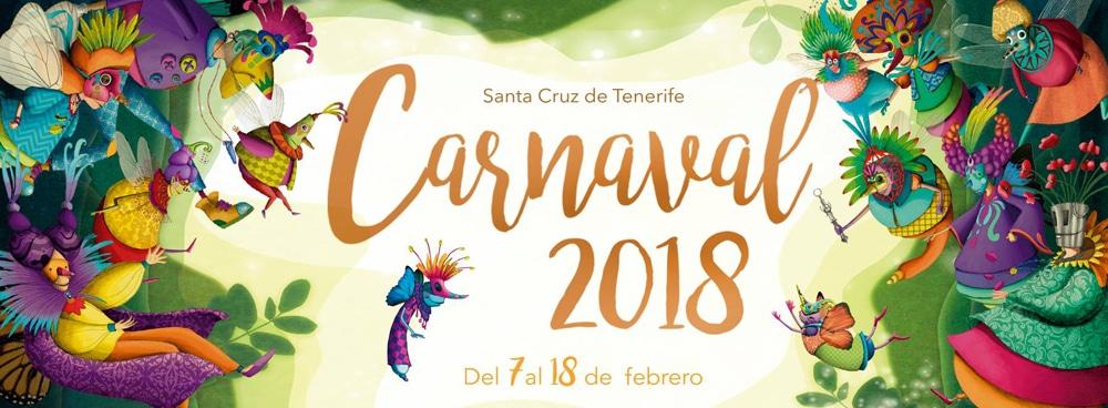 карнавал санта крус де тенерифе 2018