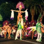 Карнавал на Тенерифе. Расписание парада Санта Крус