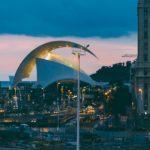 Аудиторио Тенерифе — один из символов Испании