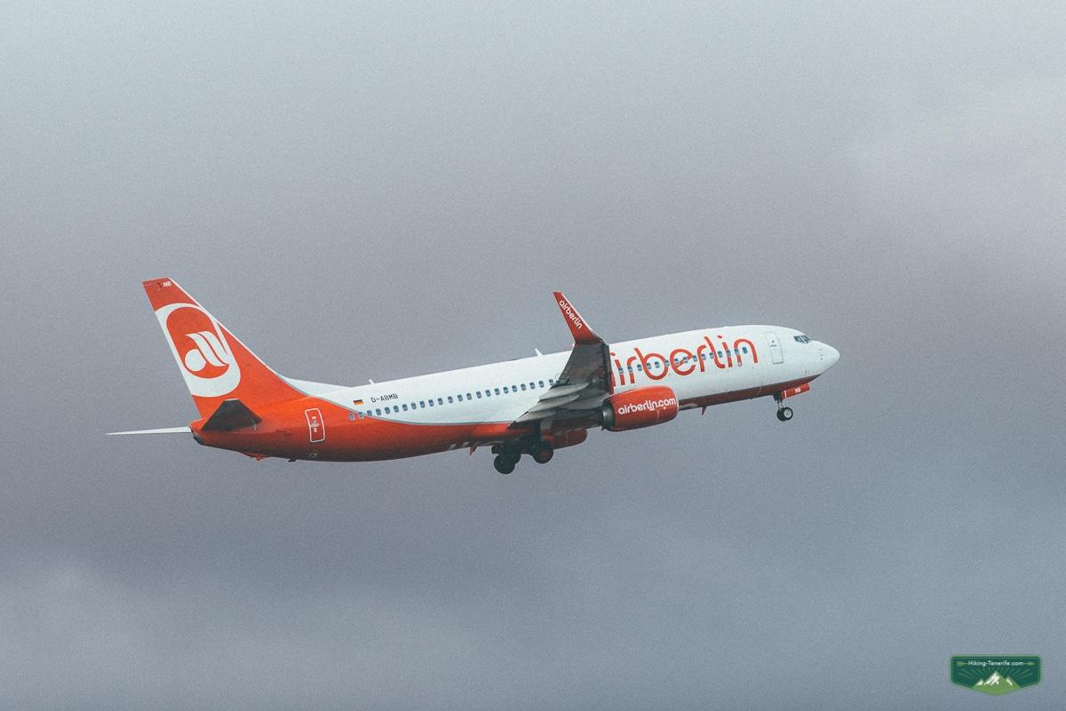 Как найти дешевые авиабилеты на Тенерифе