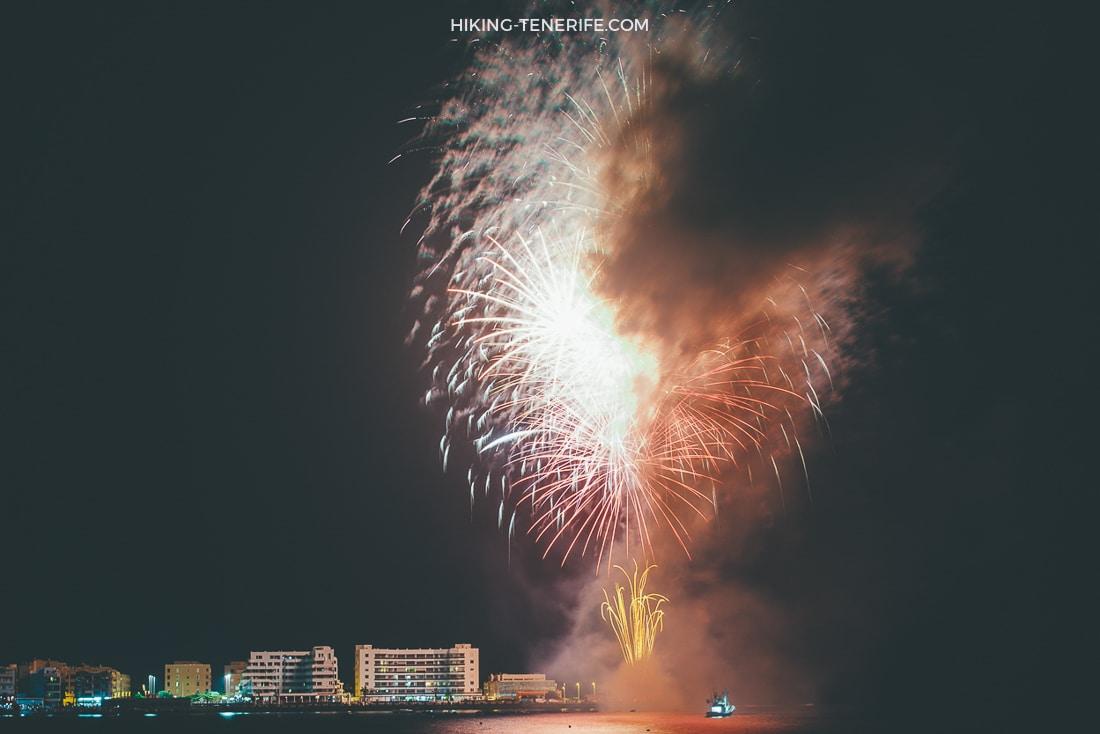 Какая погода на Тенерифе в Новый год?