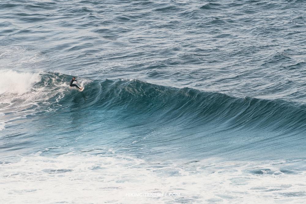 серфинг на Тенерифе Лас Америкас