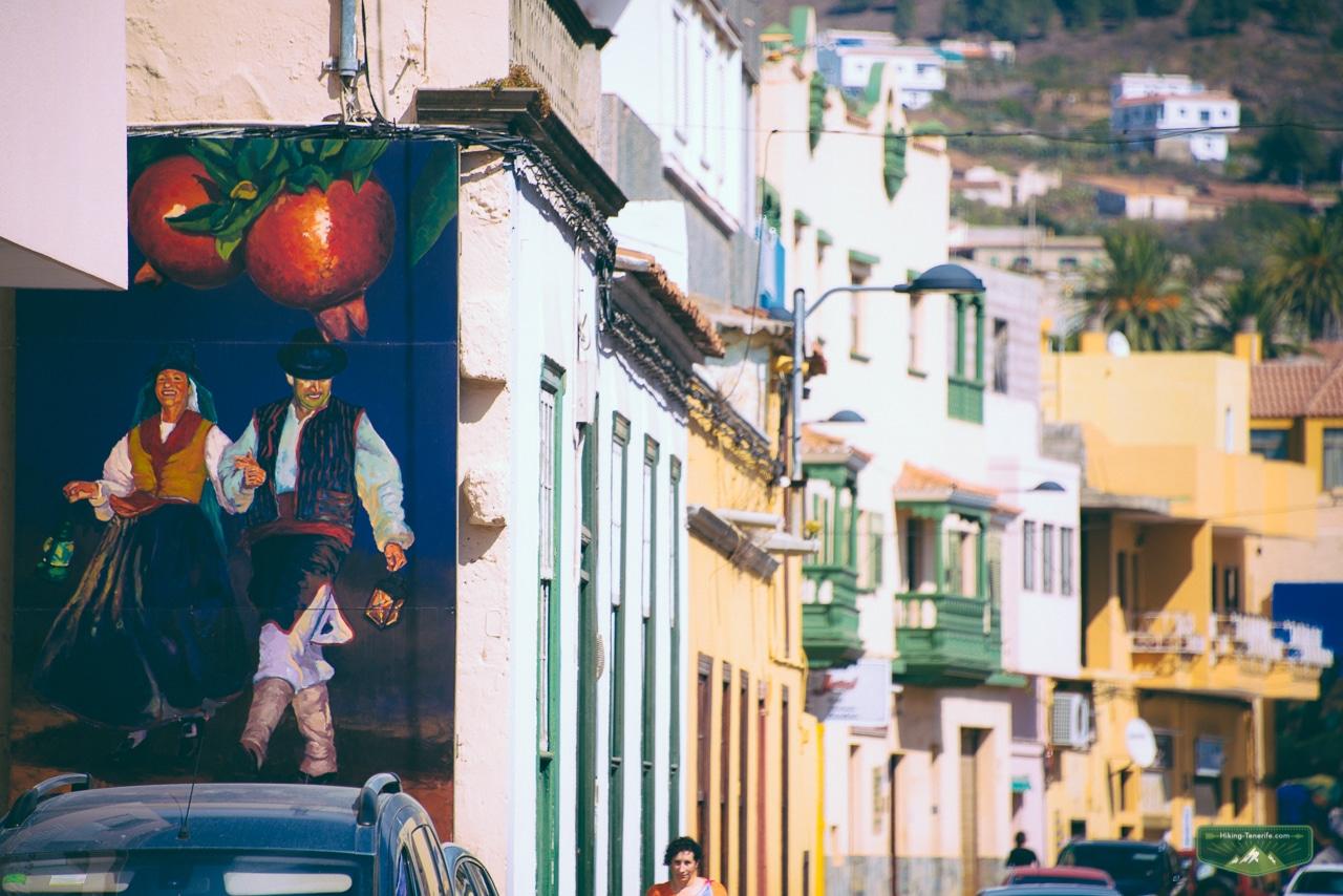Гранадилья де Абона на Тенерифе