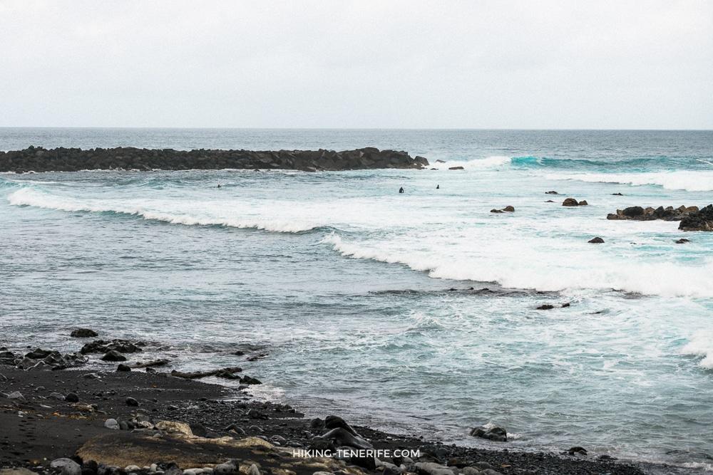 серфинг Пуэрто де ла круз Тенерифе