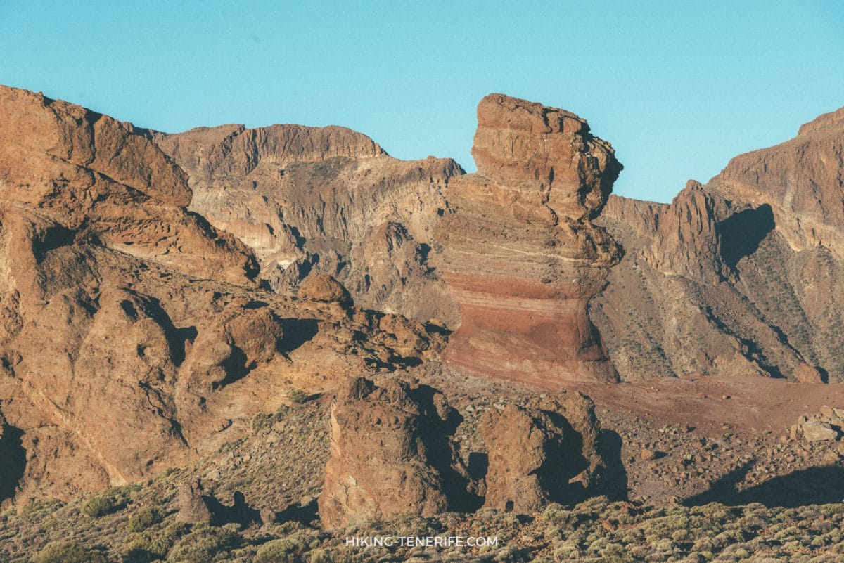 национальный парк тейде скалы Гарсия