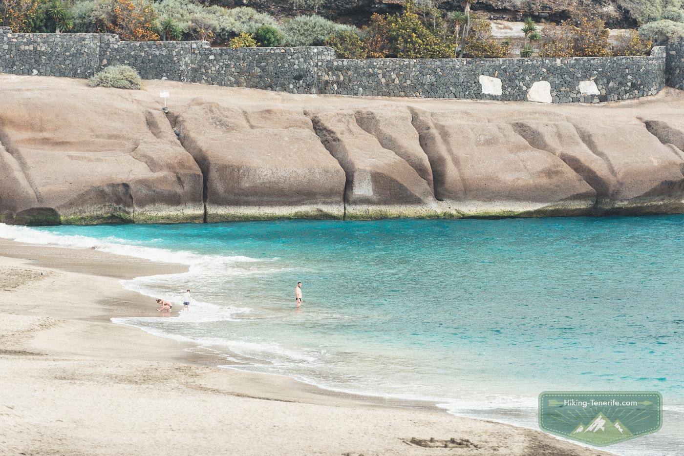 пляж эль дюке тенерифе