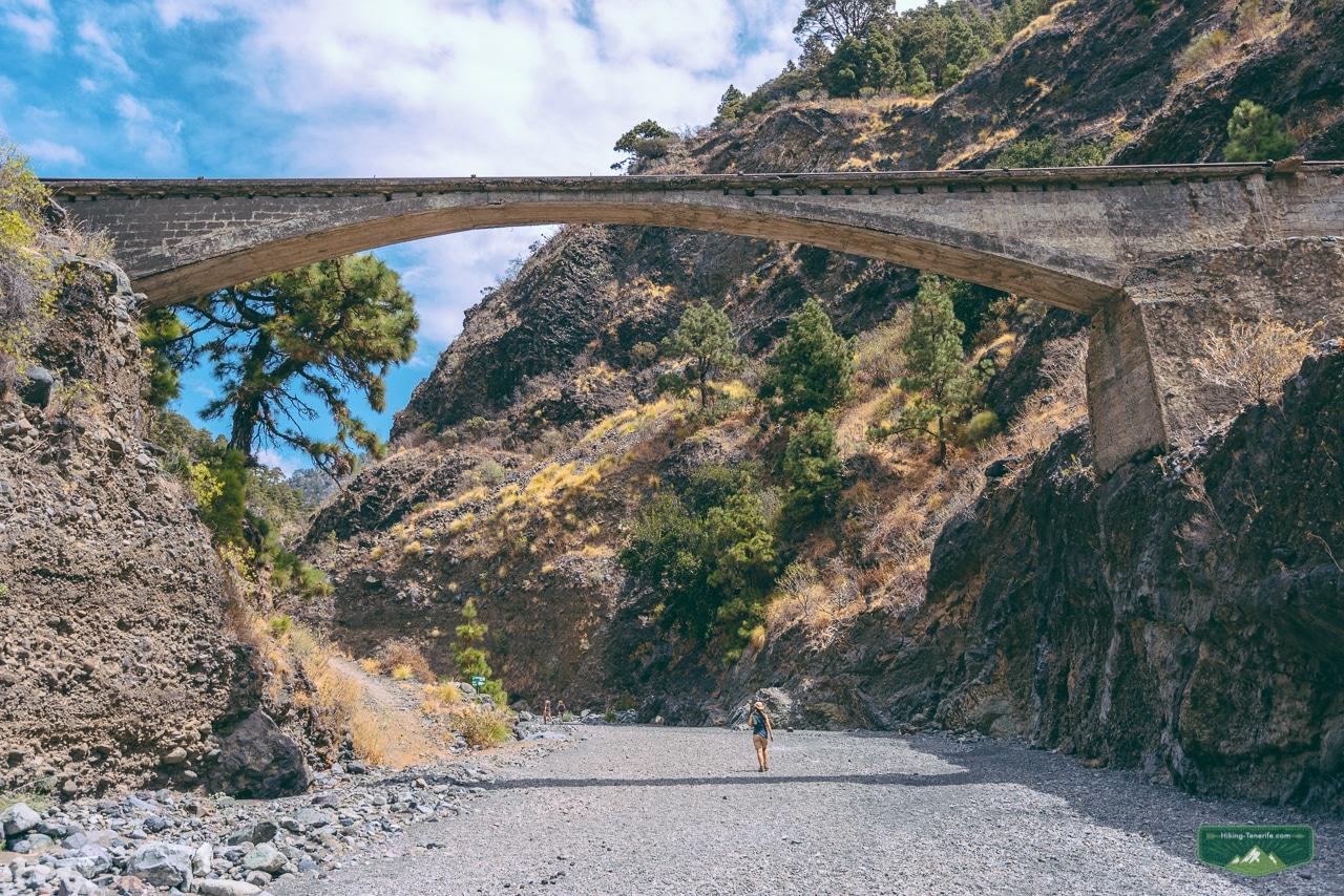 национальные парки тенерифе