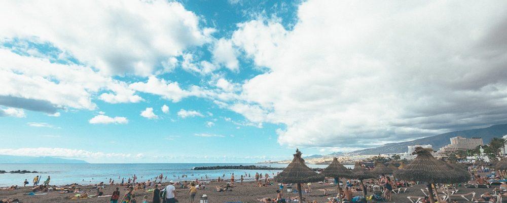 Пляж Троя в Лас Америкасе