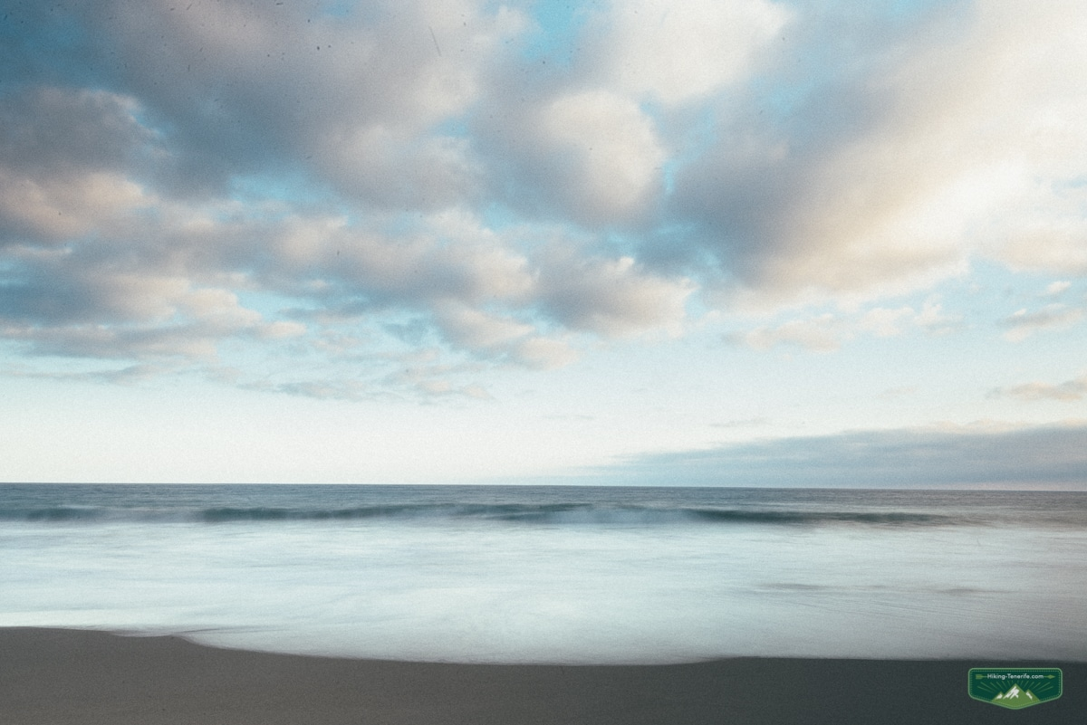 пляж Плайа де ла Арена