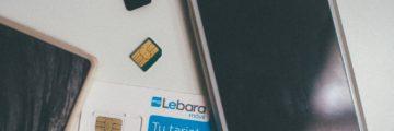 выбор сим карты с мобильным интернетом на Тенерифе и в Испании