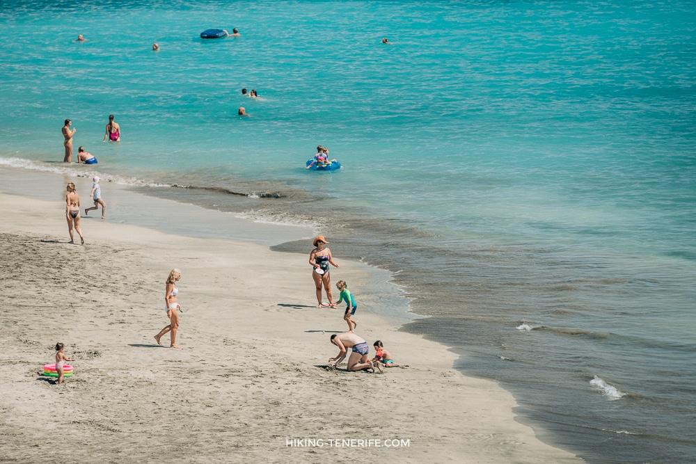 пляж дюк тенерифе