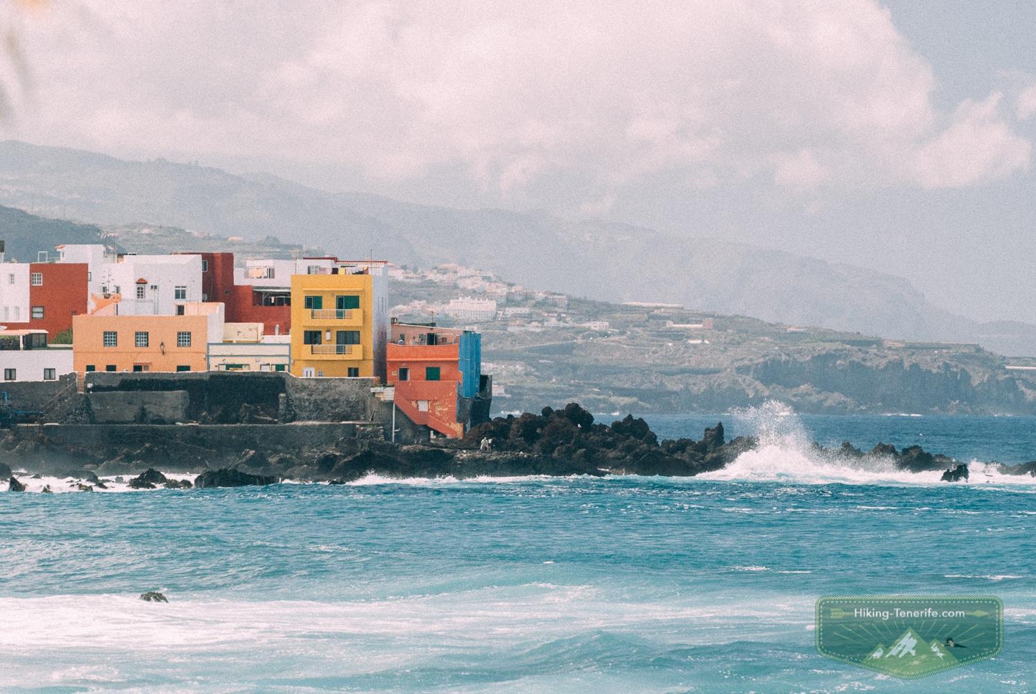 плая хардин в пуэрто де ла круз