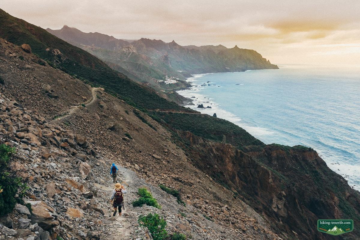 пешие маршруты на Тенерифе