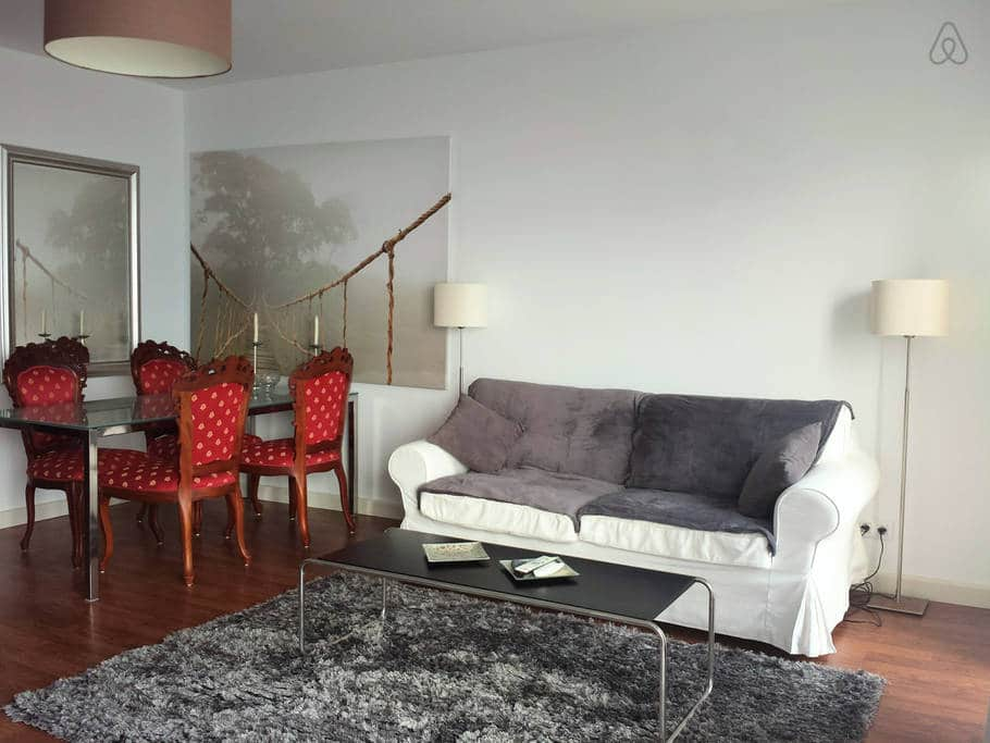 апартамент в пуэрто де ла круз тенерифе