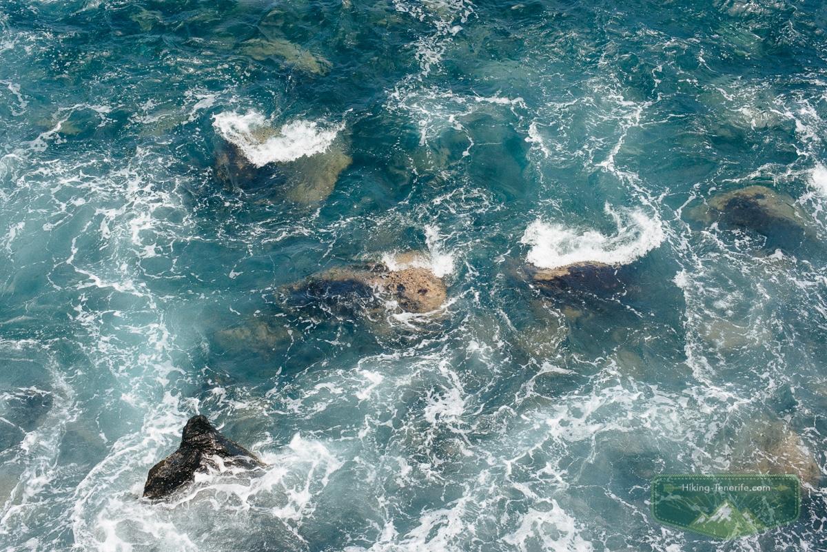 океан на Тенерифе