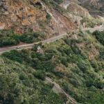 Пешеходные маршруты для трекинга рядом с Канделярией