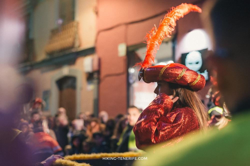 шествие волхвов в Испании