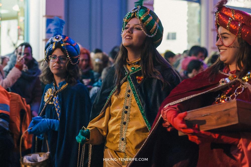 день королей на Тенерифе