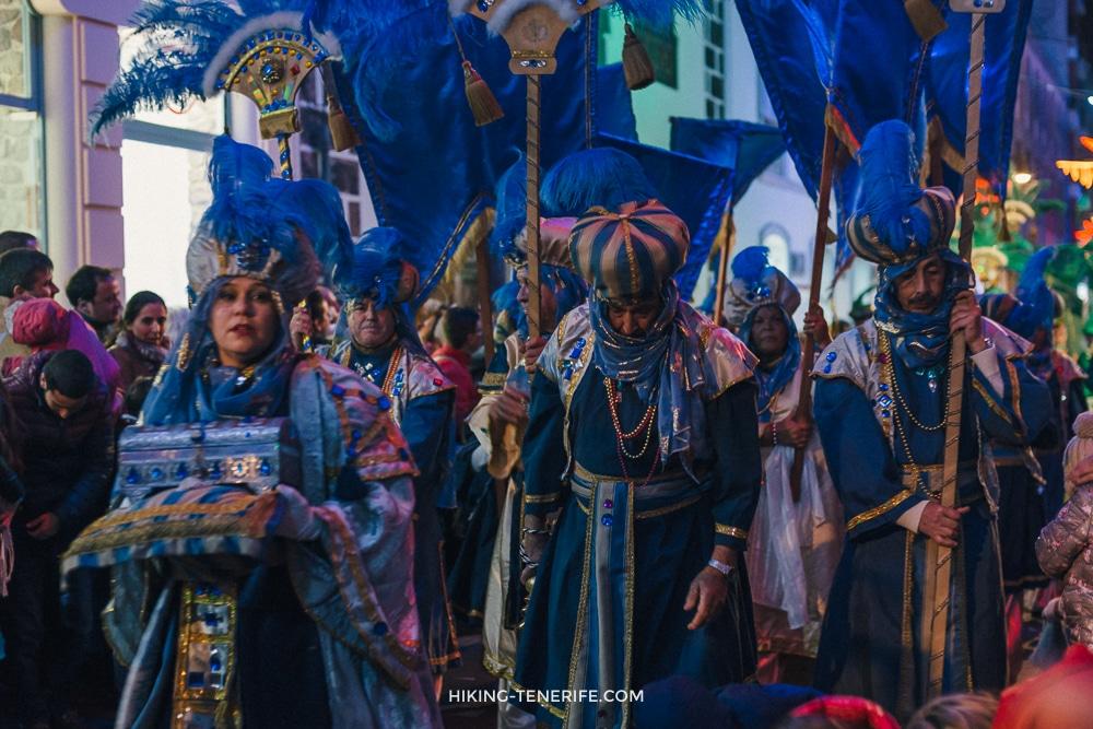 карнавальные костюмы Тенерифе