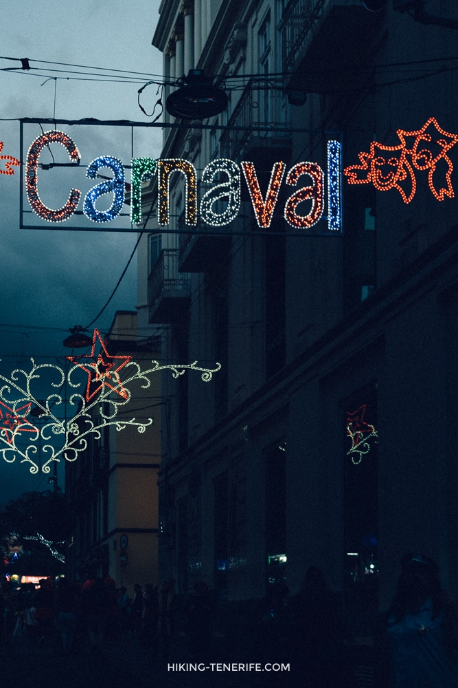 карнавала на тенерифе фото