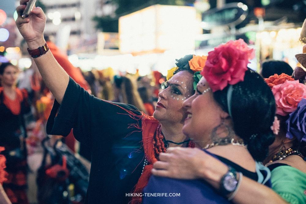 карнавал канарские острова