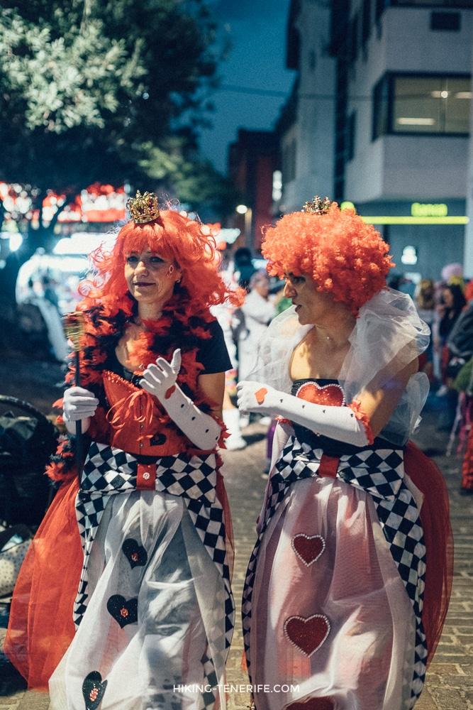фото карнавал санта крус де тенерифе