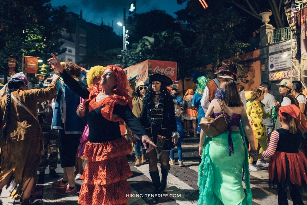 карнавал санта крус де тенерифе
