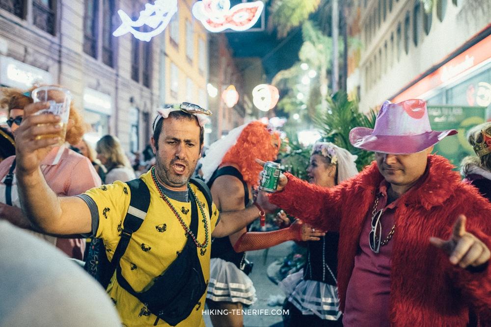 карнавал в Санта Крус фотографии
