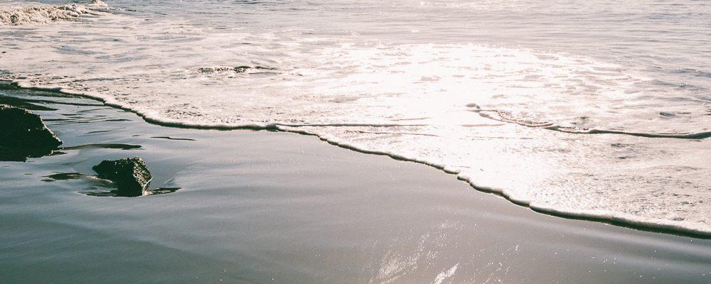 Утро на пляже Пелада