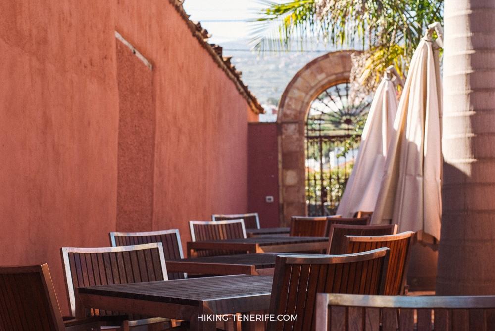 Финка El Patio в Лос Реалехос
