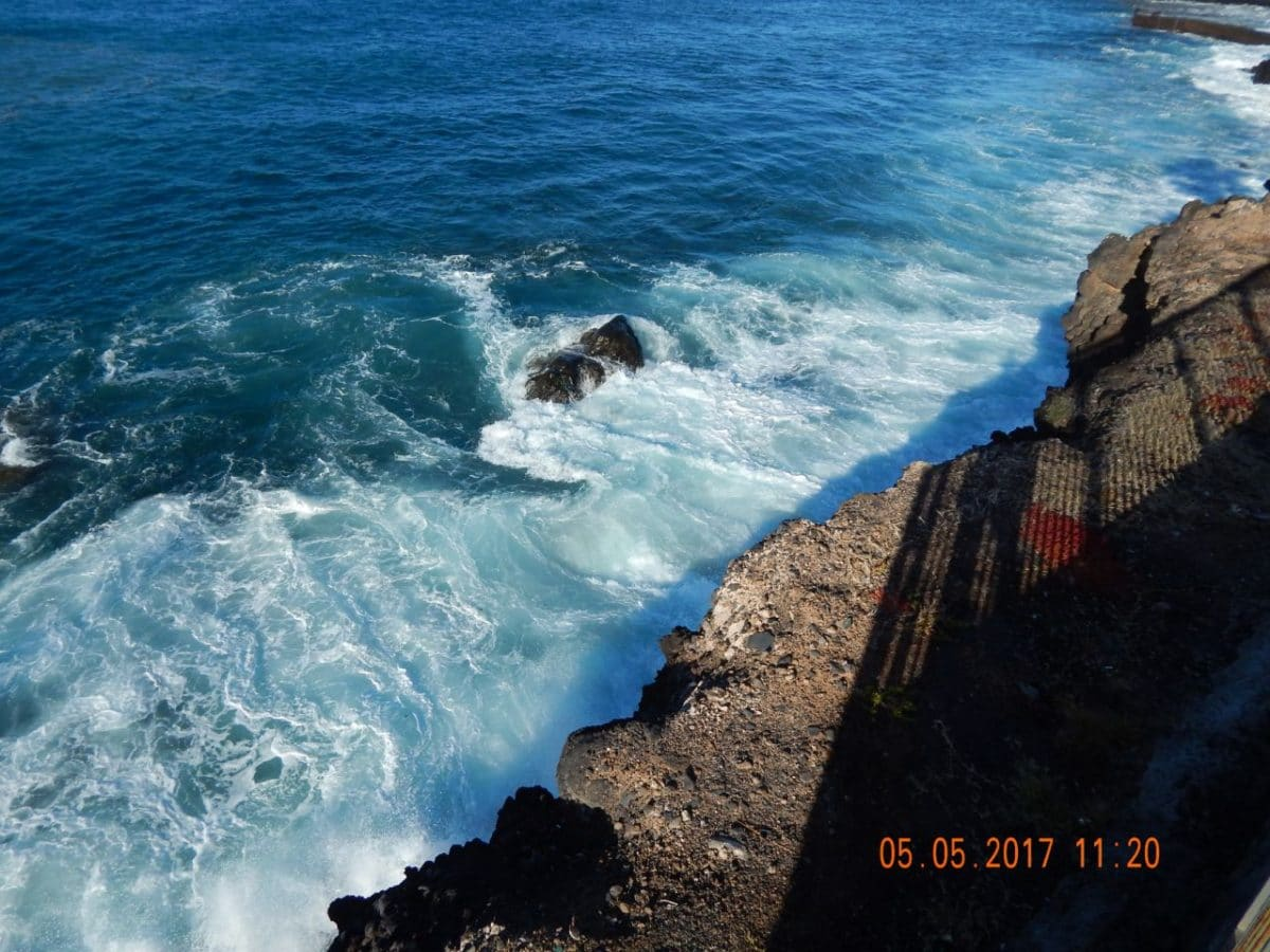 отчёт об острове Тенерифе
