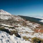 Путешествие к Белой Горе (вулкану Тейде) на авто