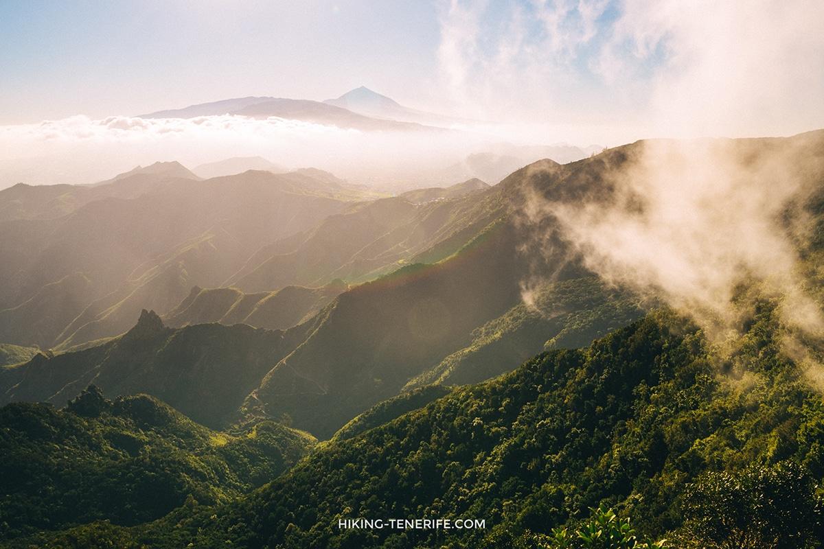 экскурсия в Анагу Тенерифе