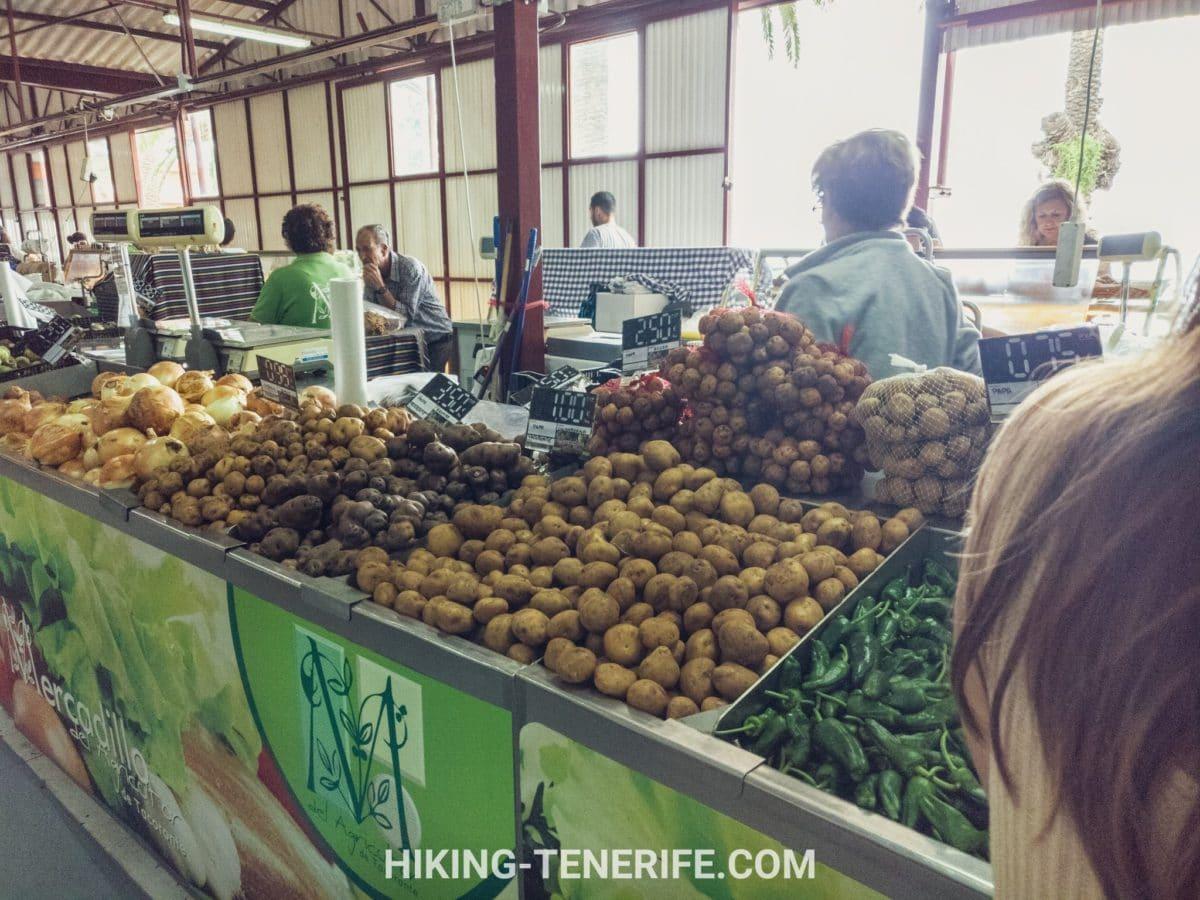 рынки Тенерифе