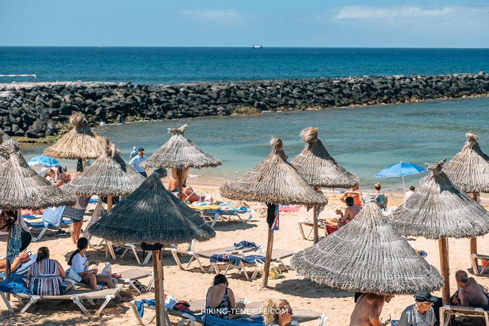 лас америкас пляж тенерифе