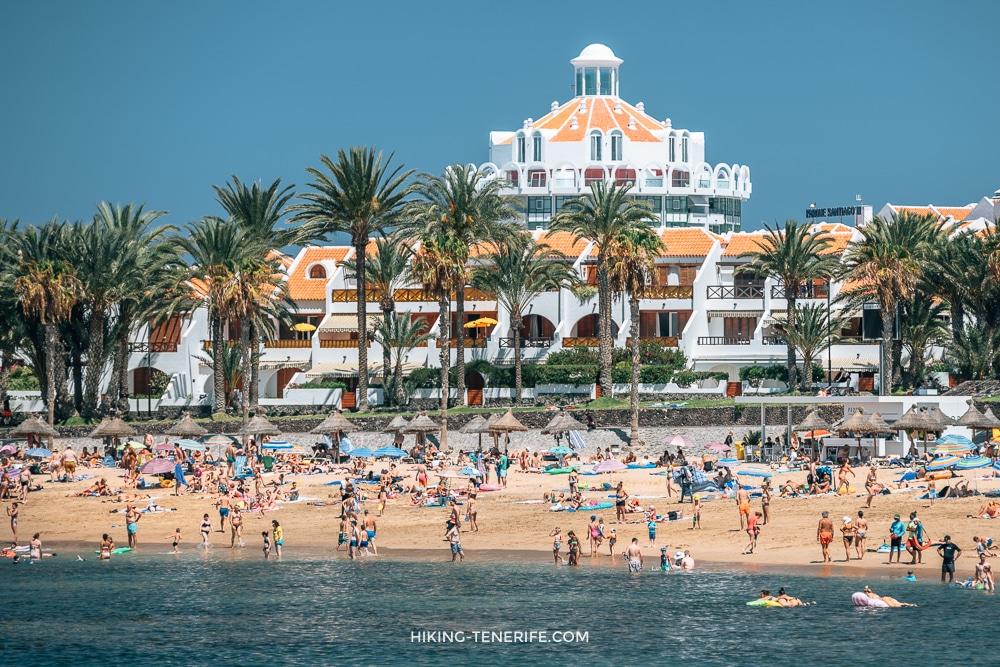 пляж эль камисон