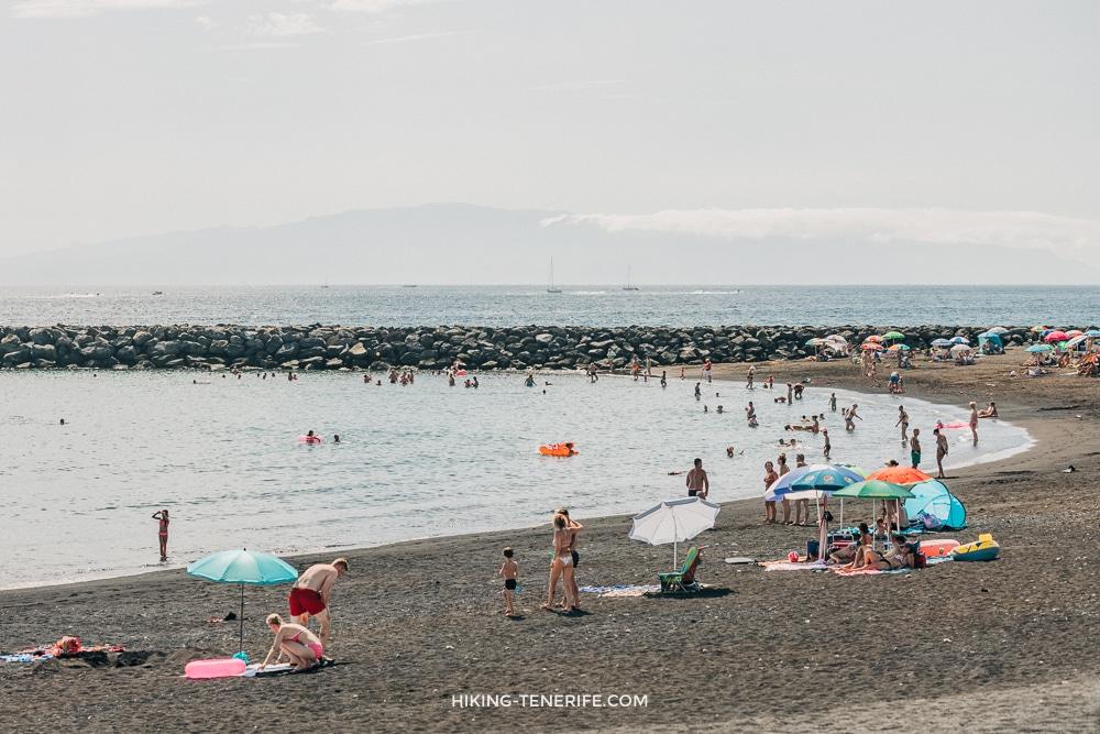 20190810 DSC 6362 - Пляж Эль Берил в Коста Адехе