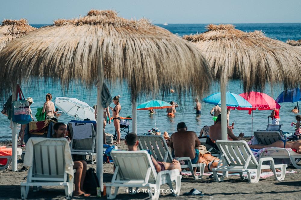 20190810 DSC 6370 - Пляж Эль Берил в Коста Адехе