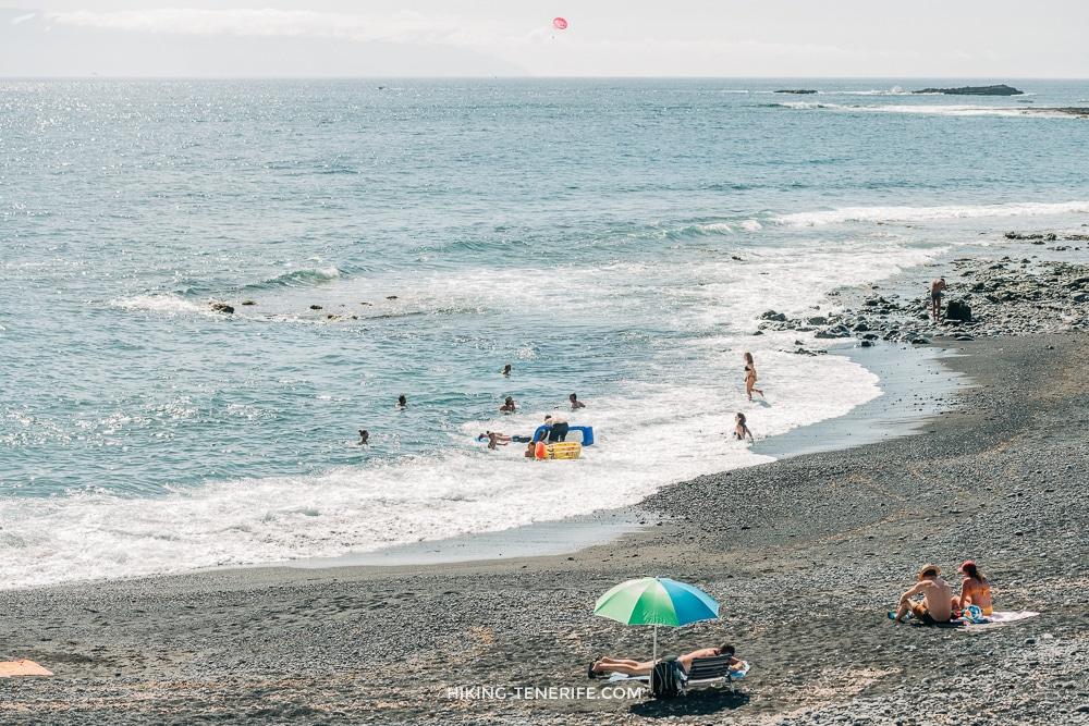пляж адехе тенерифе