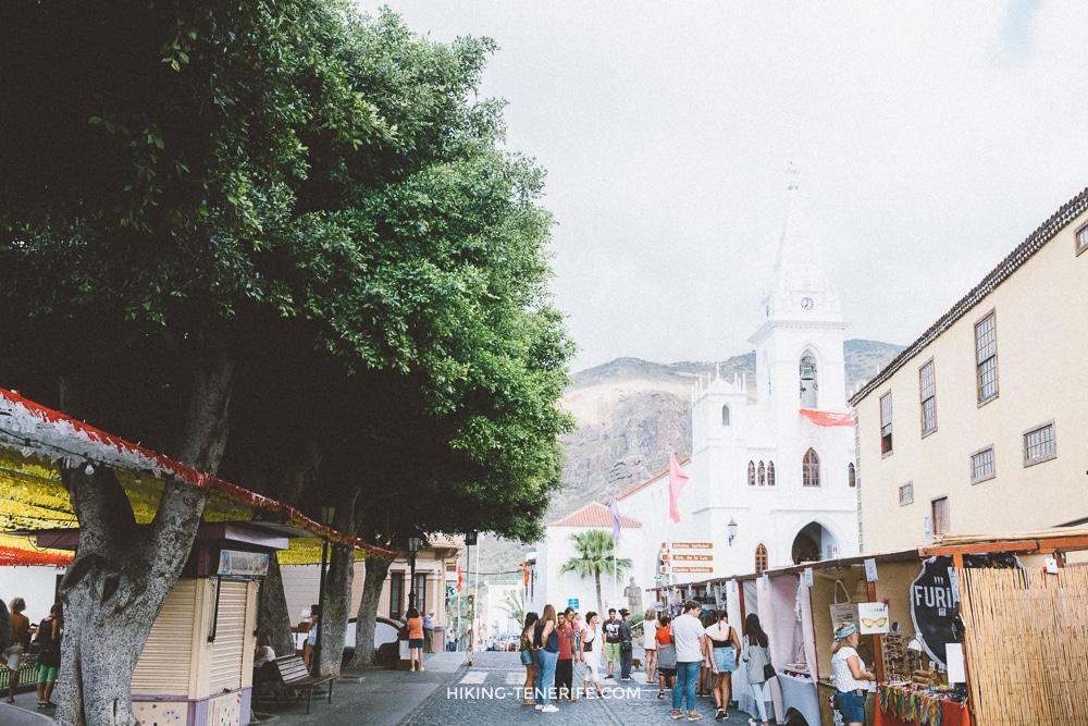 рынок на Тенерифе