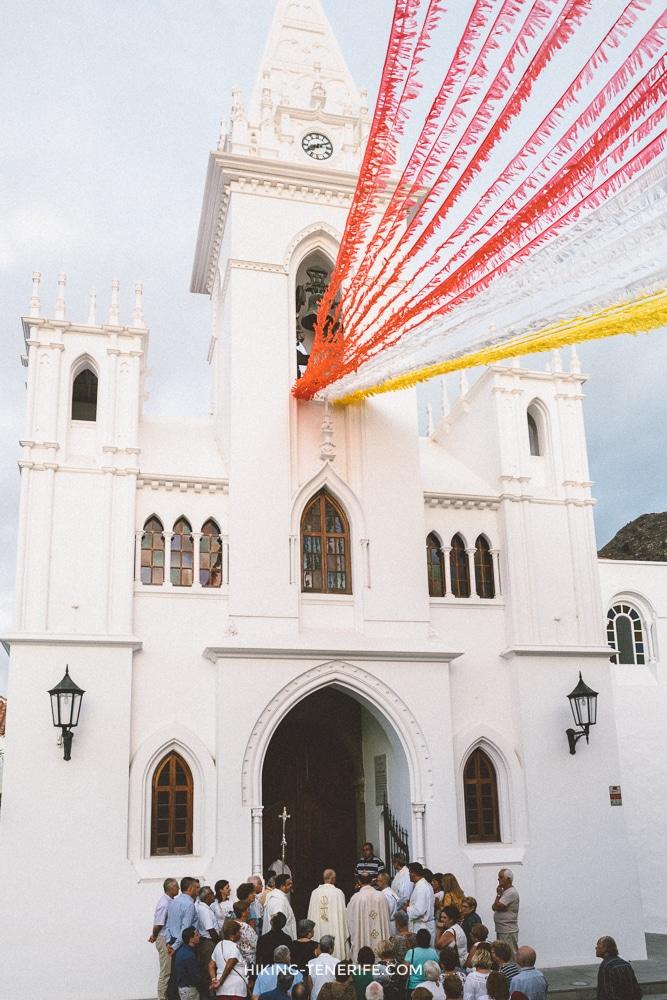 церковь тенерифе