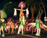 ночь на карнавале на тенерифе