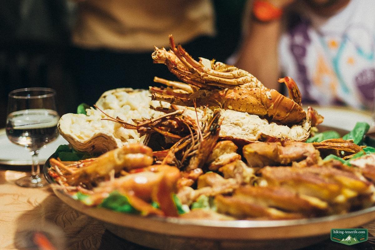 лучшие рыбные рестораны Тенерифе