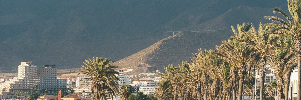 отели Иберостар и Торвискас на Тенерифе