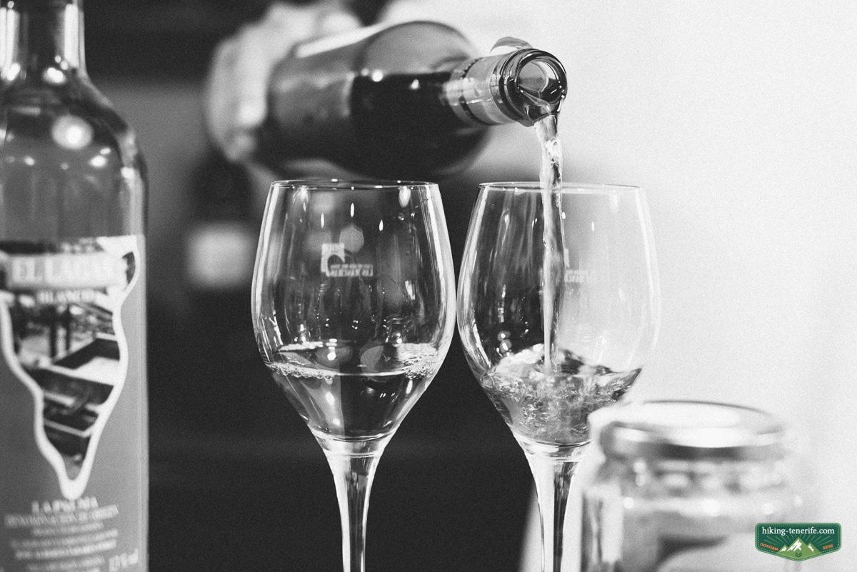 вино и еда на тенерифе