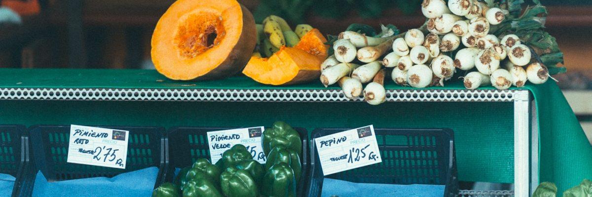 продуктовый рынок Тенерифе