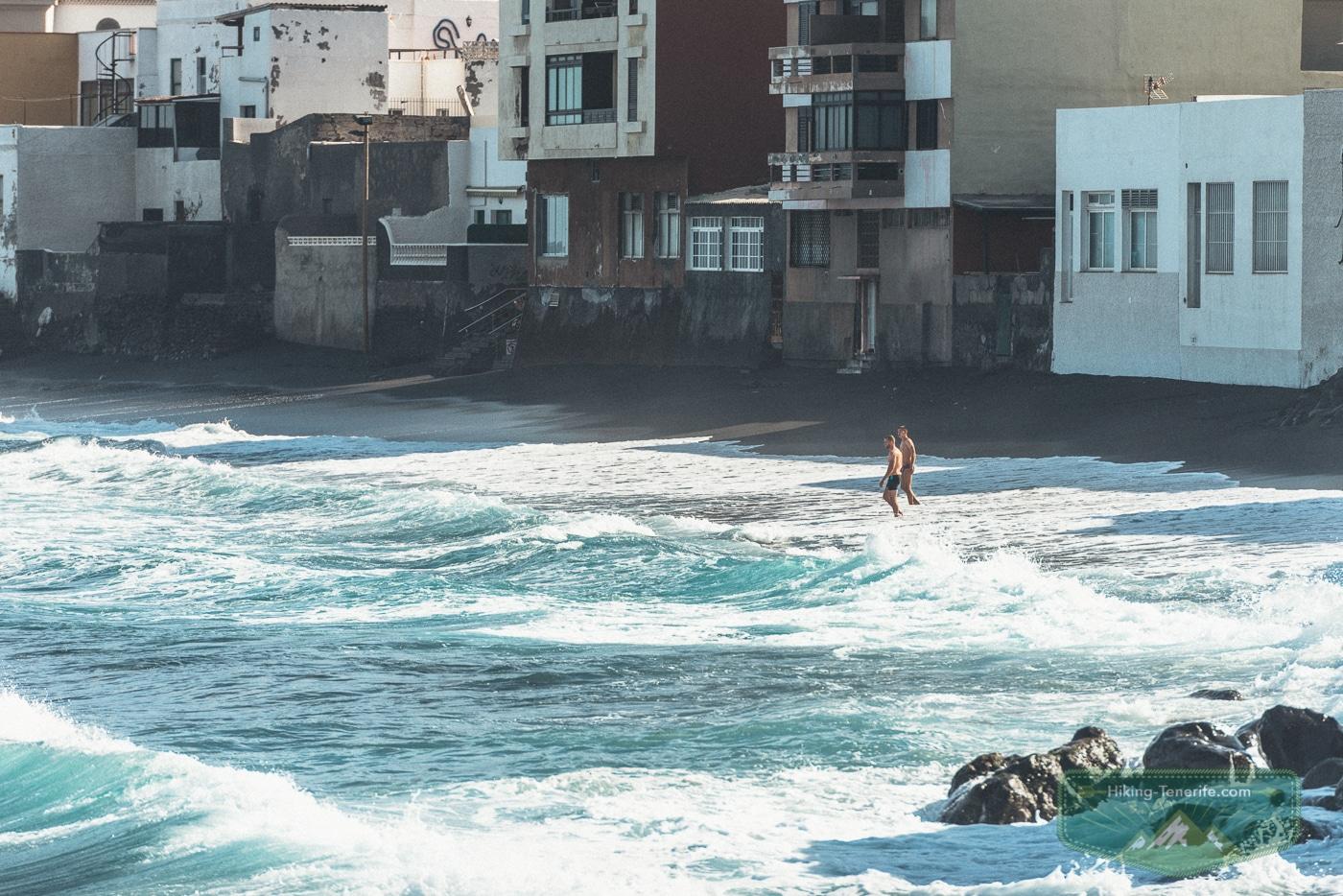 пляж в канделярии