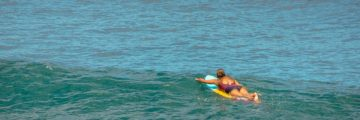 серфинг в Таганане