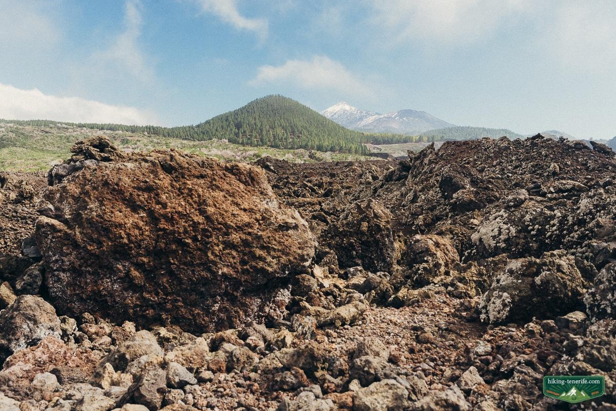 поход вокруг вулкана