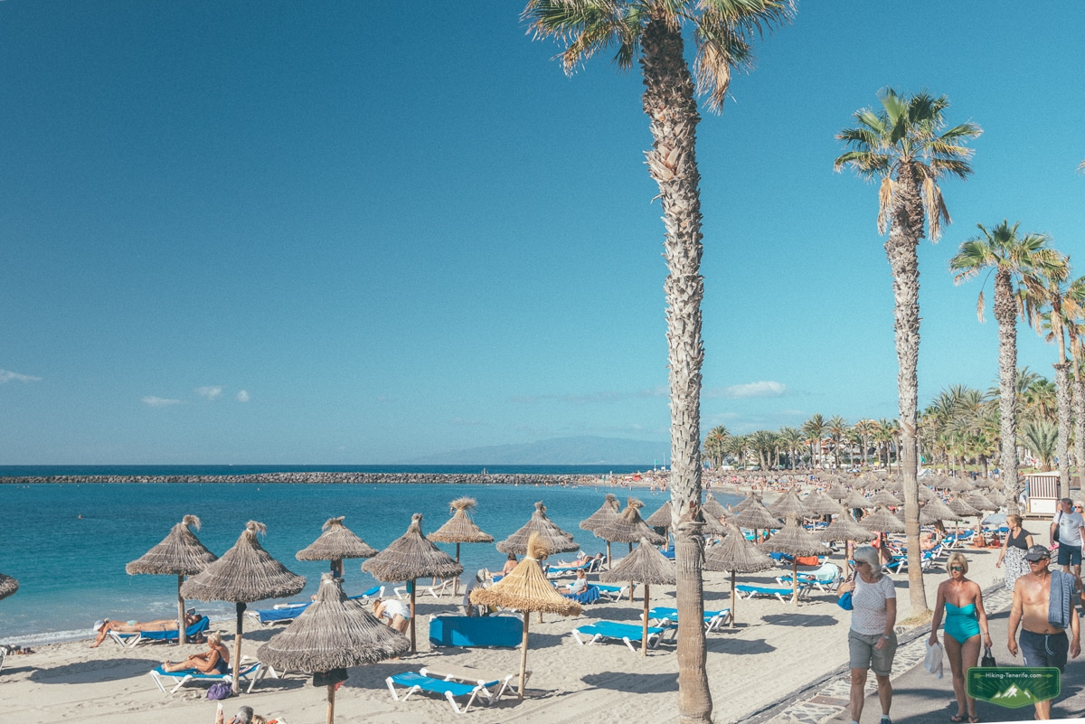 пляж Лас Америкас